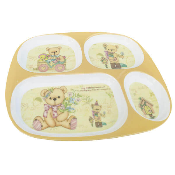 Toddler Divided Plates