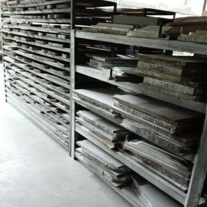 Melamine product mould