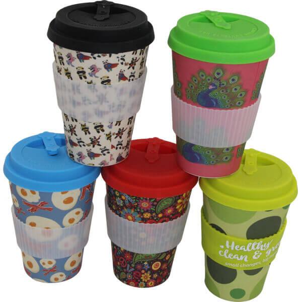 Bamboo Fiber Cup, Bamboo Fibre Mug